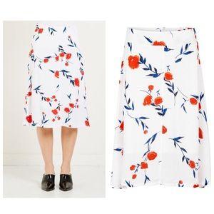 •Just Female• Inge Floral Print Skirt Size Medium